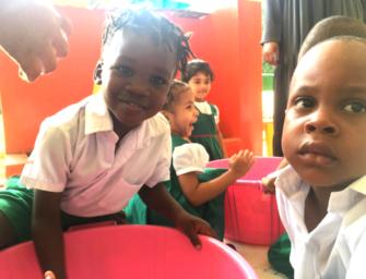 Kindergarten Science Fair on Climate Change