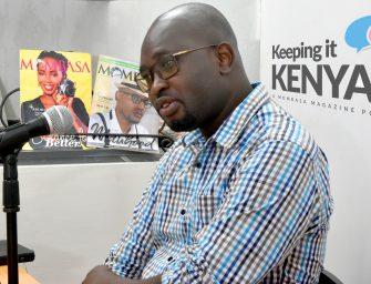 Keeping it Kenyan hosts Julius Owino CEO KCTA