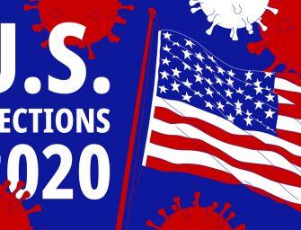 USA goes to the ballot