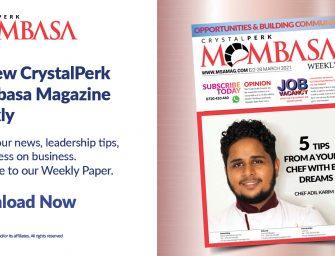 Mombasa Magazine Weekly 4 – Get it Now!!!